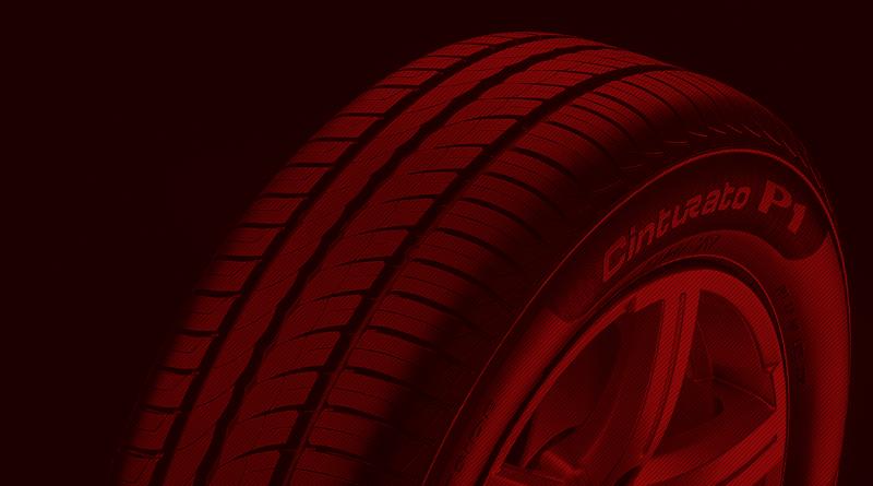 banner Pneu Pirelli P1 Cinturato