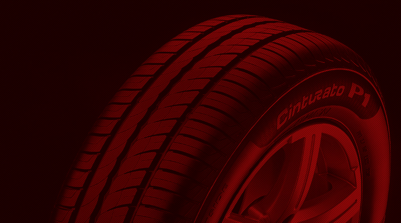Pneu Pirelli P1 Cinturado é perfeito para o seu carro