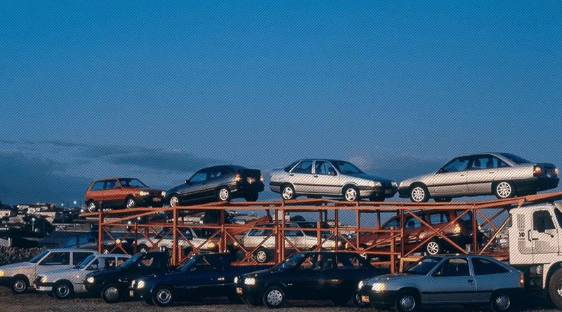 Os melhores carros entre Chevrolet x Fiat nos anos 90
