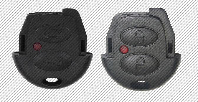 Programação do Controle Original Volkswagen - Gol, Parati, Fox, Saveiro e Spacefox