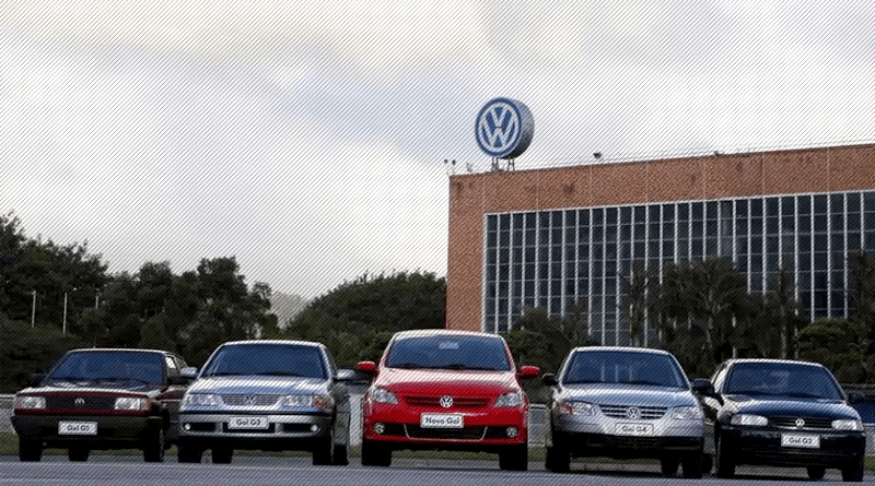 Volkswagen Gol: comparativo de Kit de vidro elétrico de todos os anos