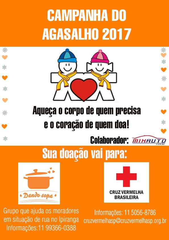 Campanha do Agasalho 2017- MixAuto - Dando Sopa %count(alt) Blog MixAuto
