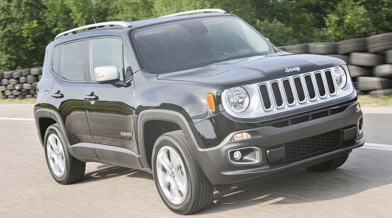 Jeep Renegade tem recall no Brasil por falha no freio de mão