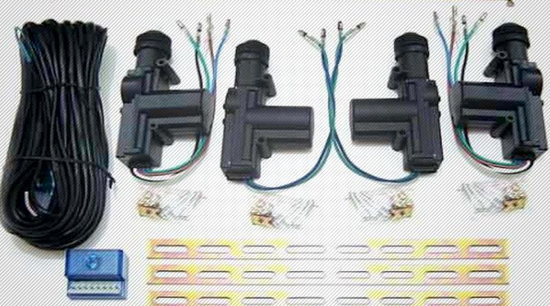 Travas Elétricas Automotivas - Travas Específicas, Universais, Valeo, Intier e Montrol