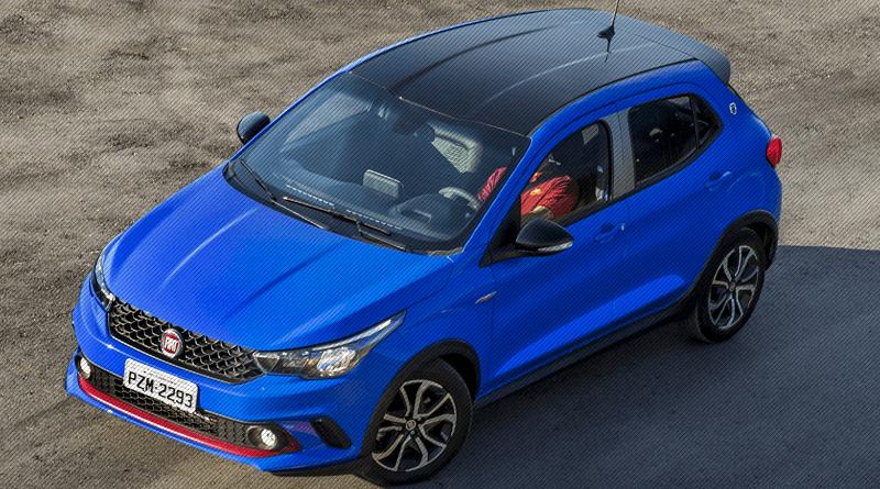 Fiat Argo brasileiro servirá de base para o novo Punto europeu