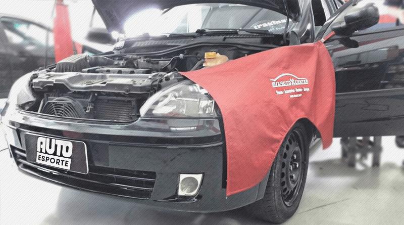 Auto Esporte na MixAuto Center - MakingOff - Instalação do Novo Alarme Positron PX360BT