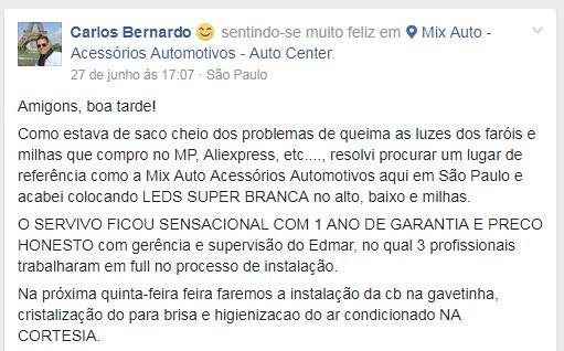 Cliente MixAuto: Instalação do Kit Super Led Citroen C4 na Mix Auto Center %count(alt) Blog MixAuto