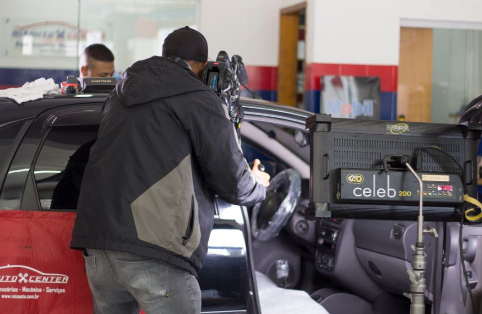 Auto Esporte na MixAuto Center - MakingOff - Instalação do Novo Alarme Positron PX360BT %count(alt) Blog MixAuto