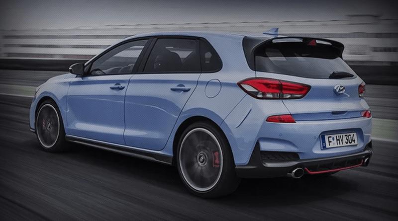 Hyundai revela os detalhes do novo Hyundai I30 N
