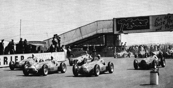 GP de Silverstone traz histórias e relembra onde tudo começou %count(alt) Blog MixAuto