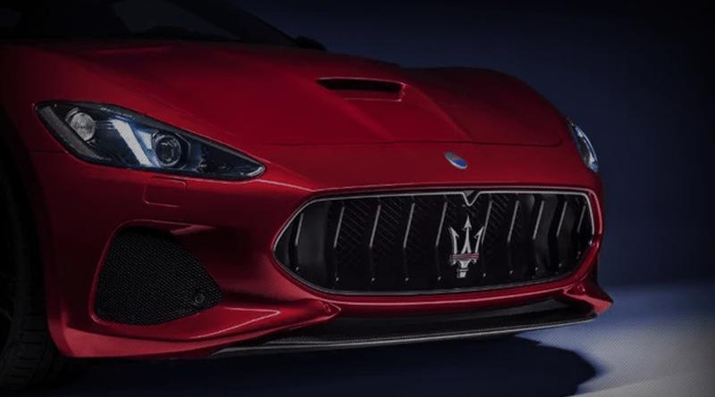 Maserati revela detalhes dos novos esportivos Granturismo e Grancabrio