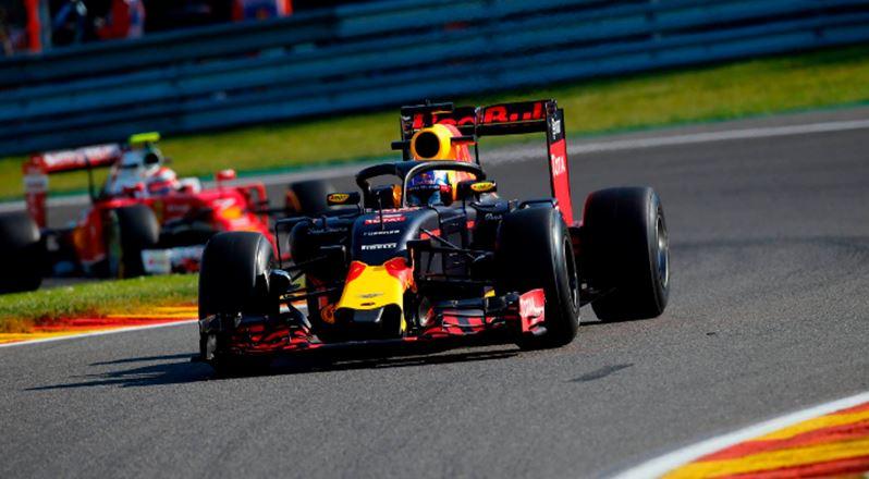 Fórmula 1: Grande Prêmio da Bélgica