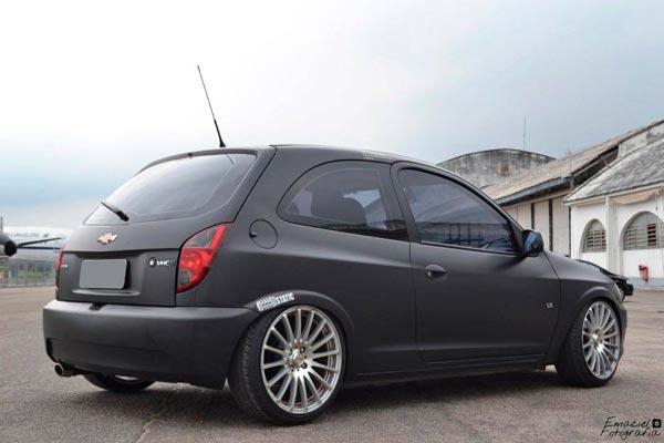 Comparativo GM Chevrolet Corsa Hatch e Celta - Modelos 1.0 %count(alt) Blog MixAuto