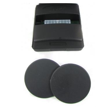 Módulo e Tapa Furos Kit de Vidro Elétrico do Novo Corsa Dianteiro