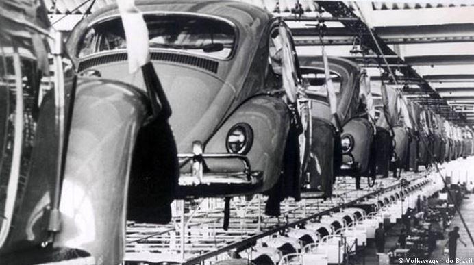 A História do Fusca - O Carro Indestrutível - Tudo sobre o Fusca %count(alt) Blog MixAuto