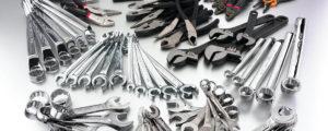 Kit de ferramentas para realizar manutenção automotiva