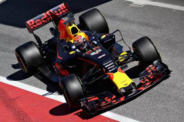 Halo da Red Bull Racing RB14