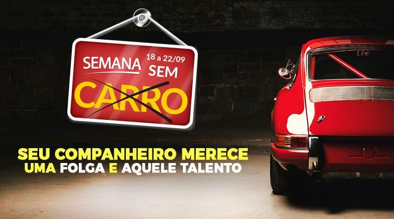 Dia Mundial Sem Carro é na MixAuto!