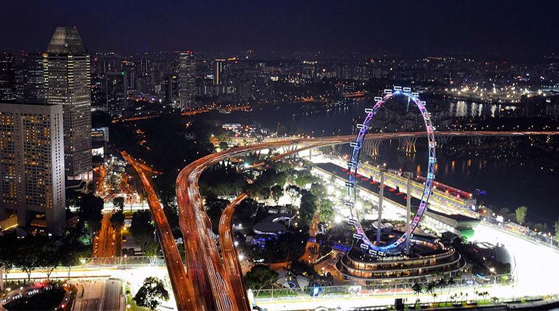Fórmula 1: Conheça a história do GP de Cingapura