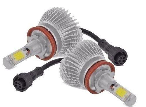 Lâmpada LED automotiva, mais moderna e melhor que lâmpada halógena