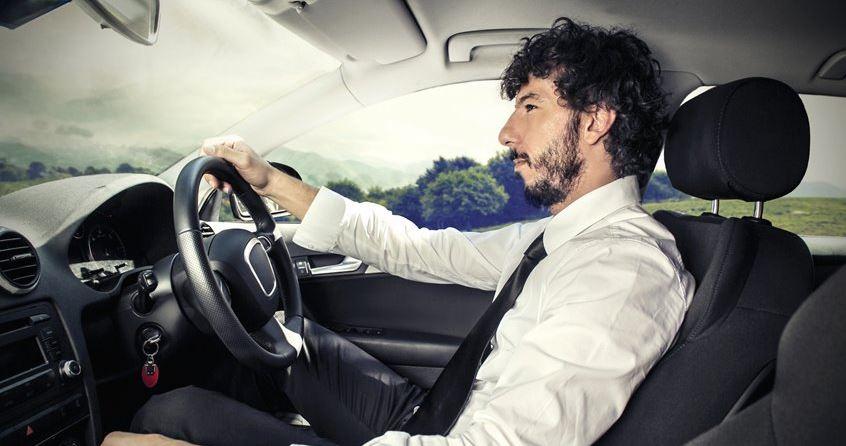 Manter a calma no trânsito é essencial