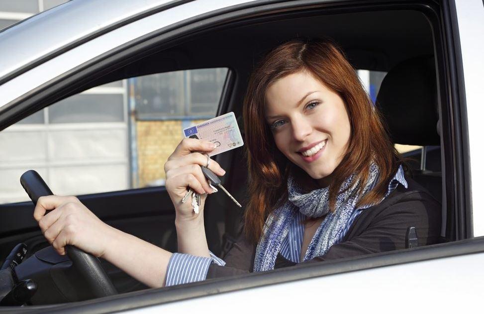 Não esqueça a carteira de motorista