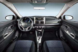 Toyota Yaris Interior, possível versão simples