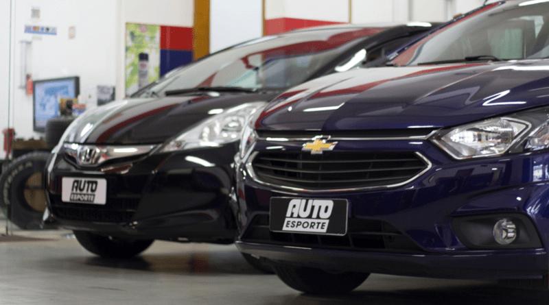Medição de Película Automotiva (Insulfilm) - Auto Esporte na Mix Auto Center Ipiranga