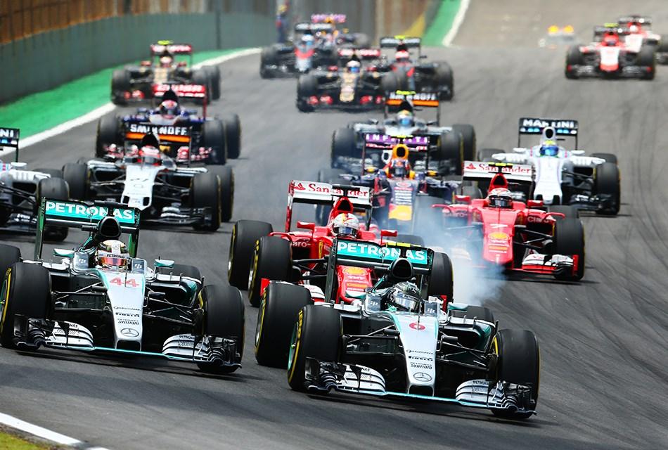 Corrida GP de Interlagos 2016