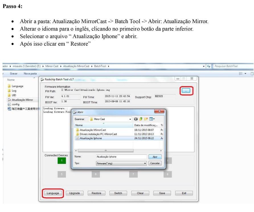 MirrorCast: Confira a nova atualização para o IOS11 %count(alt) Blog MixAuto