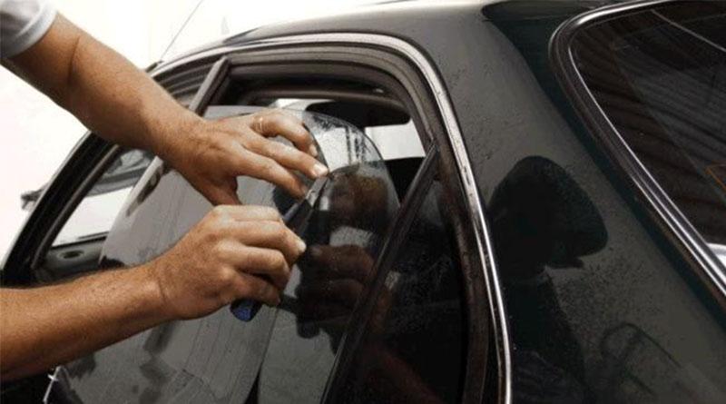 Película automotiva ou Insulfilm? Como funciona?