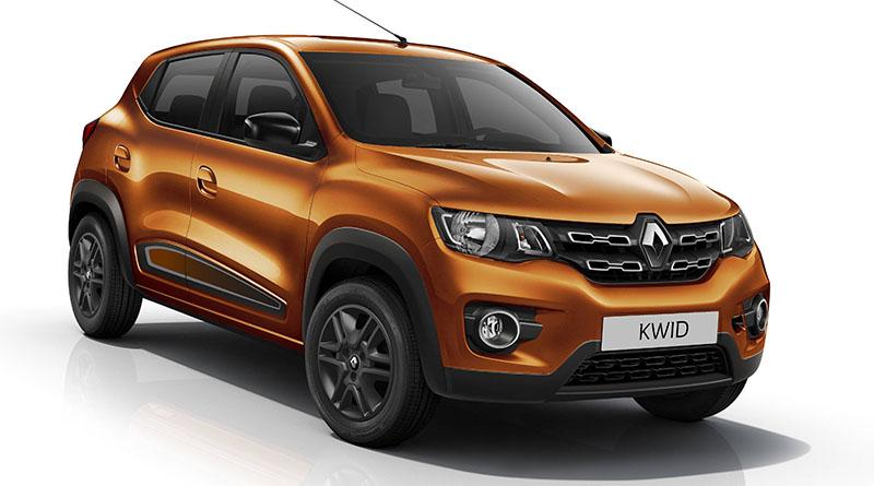 Acessórios para o novo Renault Kwid
