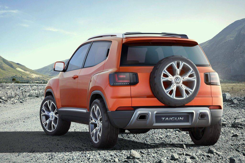 VW Taigun, será a fututa T-Track em 2020