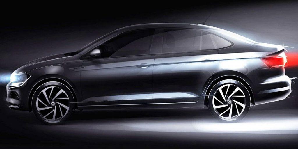O carro inédito da Volkswagen, conheça 6 acessórios novo Virtus