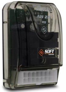 Módulo de Vidro Elétrico Sensorizado