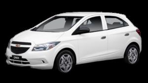 Versões do Chevrolet Onix - Onix 1.0 LS exterior