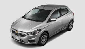 Versões do Chevrolet Onix - Onix 1.4 LT exterior