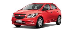 Versões do Chevrolet Onix - Onix Joy exterior