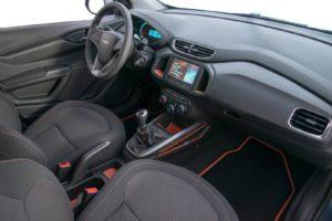 Versões do Chevrolet Onix - Onix Lollapalooza interior