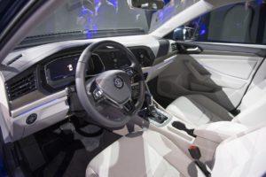 Novo Volkswagen Jetta - Painel