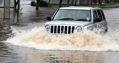 O que fazer quando o carro é atingido por uma enchente? O que pode acontecer com seu veículo? Confira aqui! %count(alt) Blog MixAuto