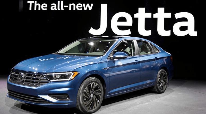 Nova geração do Volkswagen Jetta - Plataforma do Golf - Veja como ficou o Novo Jetta