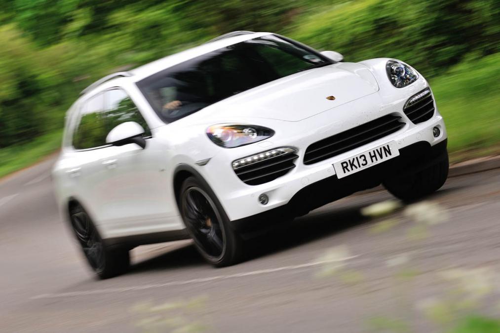 Porsche Cayenne: MixAuto recebe mais um modelo da marca alemã