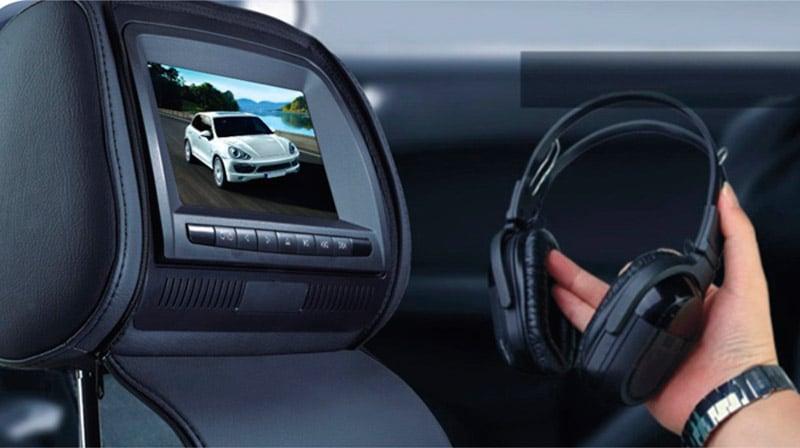 Encosto de cabeça com tela? Como escolher o melhor apoio de cabeça com dvd para o meu carro? Qual a diferença entre os modelos de cabeceira automotiva com dvd? %count(alt) Blog MixAuto