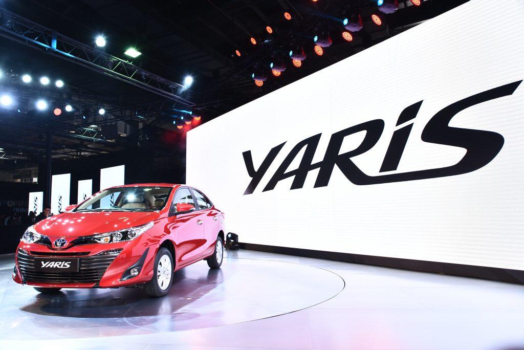 Você conhece o Toyota Yaris? Venha descobrir tudo sobre o mais novo modelo da Toyota!