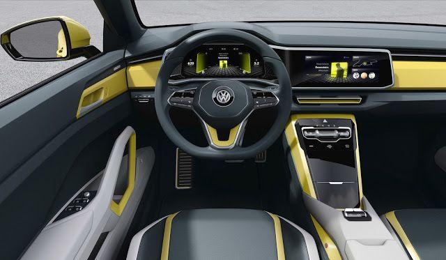 Volkswagen T-Cross será apresentado no Salão do Automóvel de São Paulo e será lançado no início de 2019