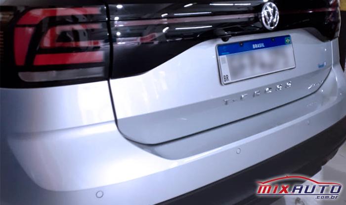 Sensor de Estacionamento T-Cross instalado na Mix Auto