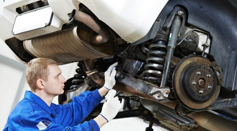 Você sabe quais são os principais problemas na suspensão do carro? %count(alt) Blog MixAuto