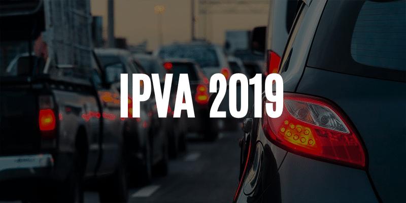 IPVA 2019: Confira calendário de pagamento e saiba como calcular o imposto %count(alt) Blog MixAuto