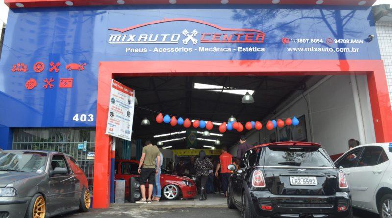 Confira em primeira mão como foi a Inauguração Mix Auto Center Tatuapé! %count(alt) Blog MixAuto